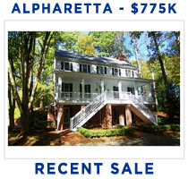 Alpharetta Home for Sale - Atlanta Real Estate