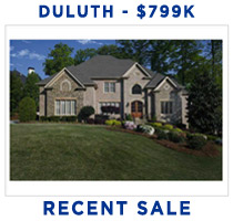 Duluth Home for Sale - Atlanta Real Estate
