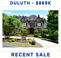 Duluth Homes for Sale - Atlanta Real Estate