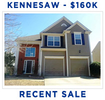 Kennesaw Home for Sale - Atlanta Real Estate
