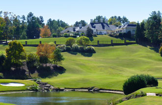 Hawks Ridge Golf Club offers some of the most exclusive and gorgeous Atlanta country club homes and estates.
