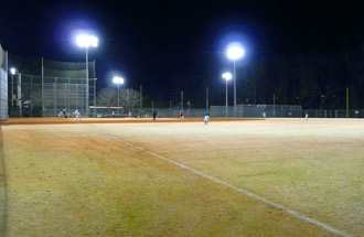 Alpharetta's Wills Park Baseball Fields